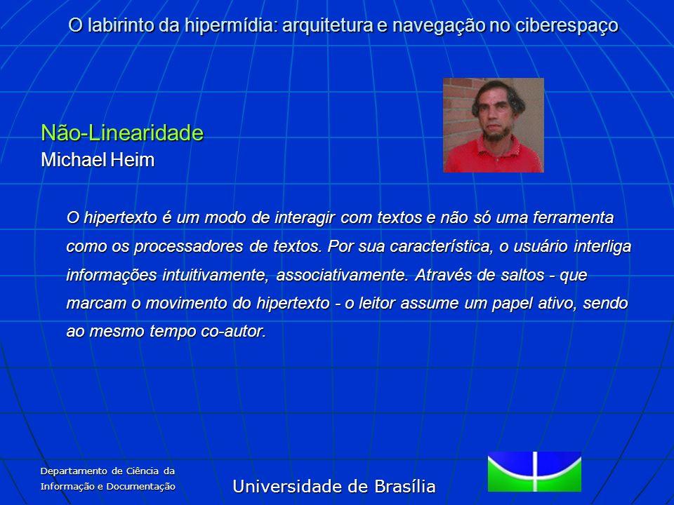 Não-Linearidade Michael Heim
