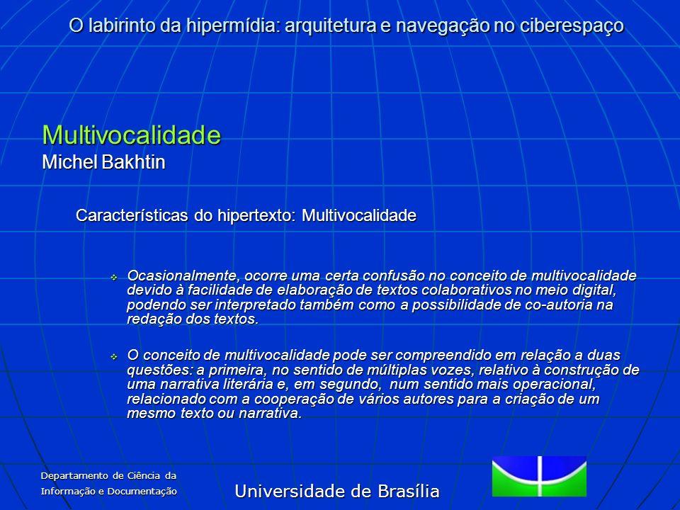 Multivocalidade Michel Bakhtin