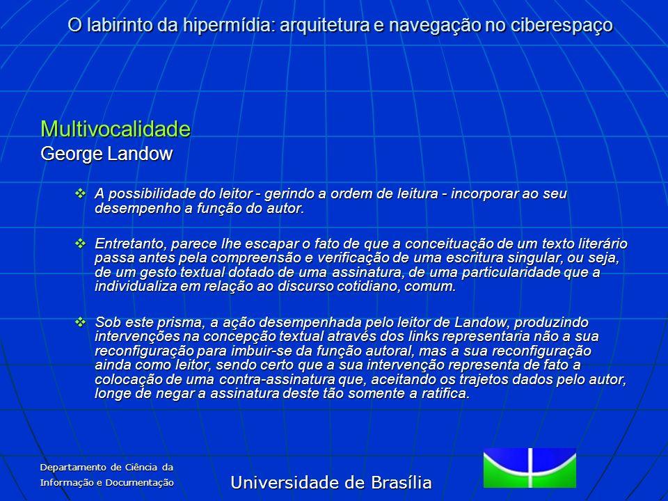 Multivocalidade George Landow