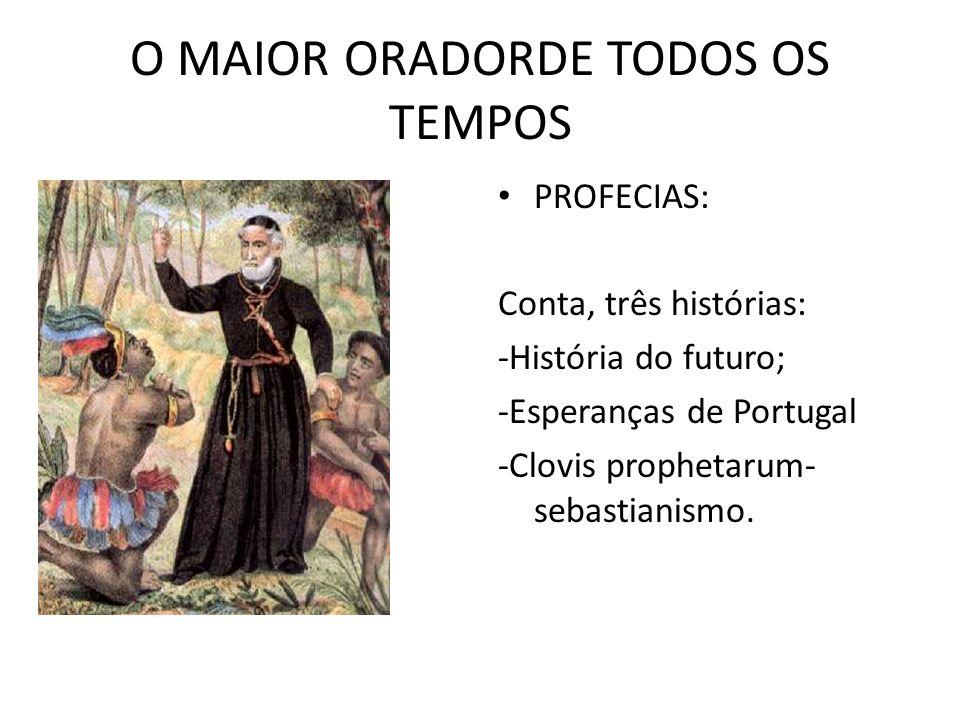 O MAIOR ORADORDE TODOS OS TEMPOS