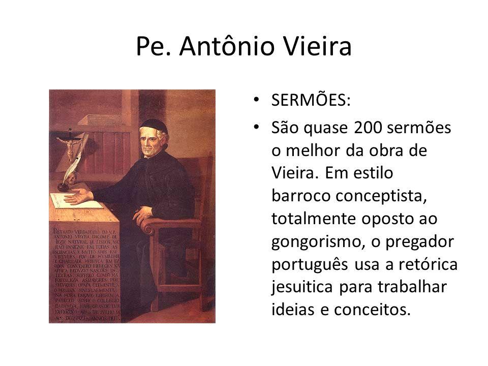 Pe. Antônio Vieira SERMÕES: