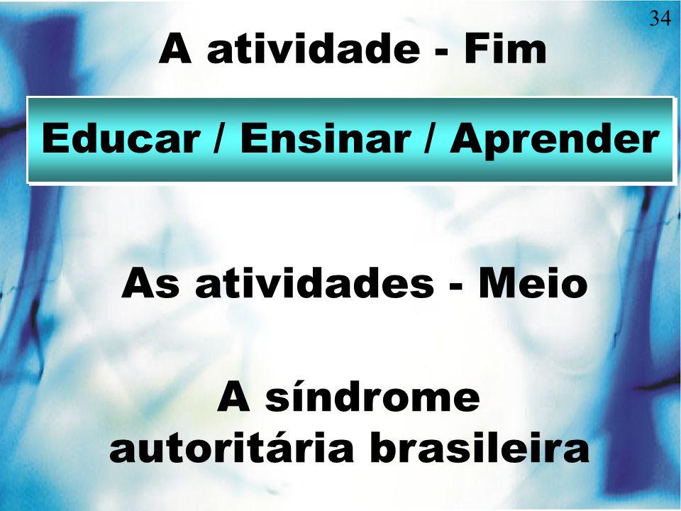 autoritária brasileira