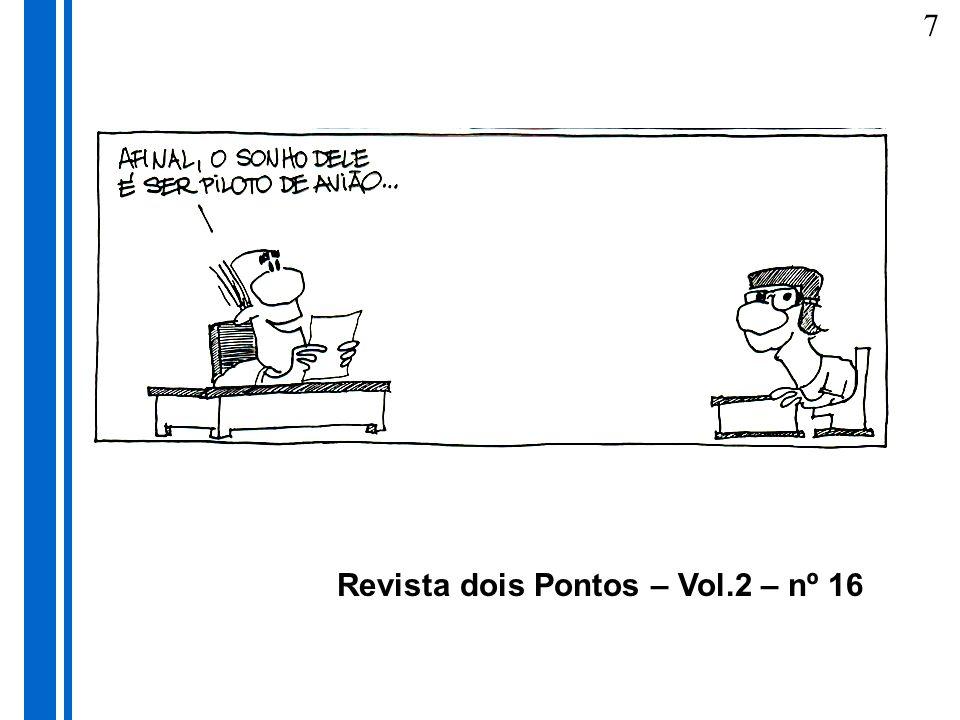 Revista dois Pontos – Vol.2 – nº 16