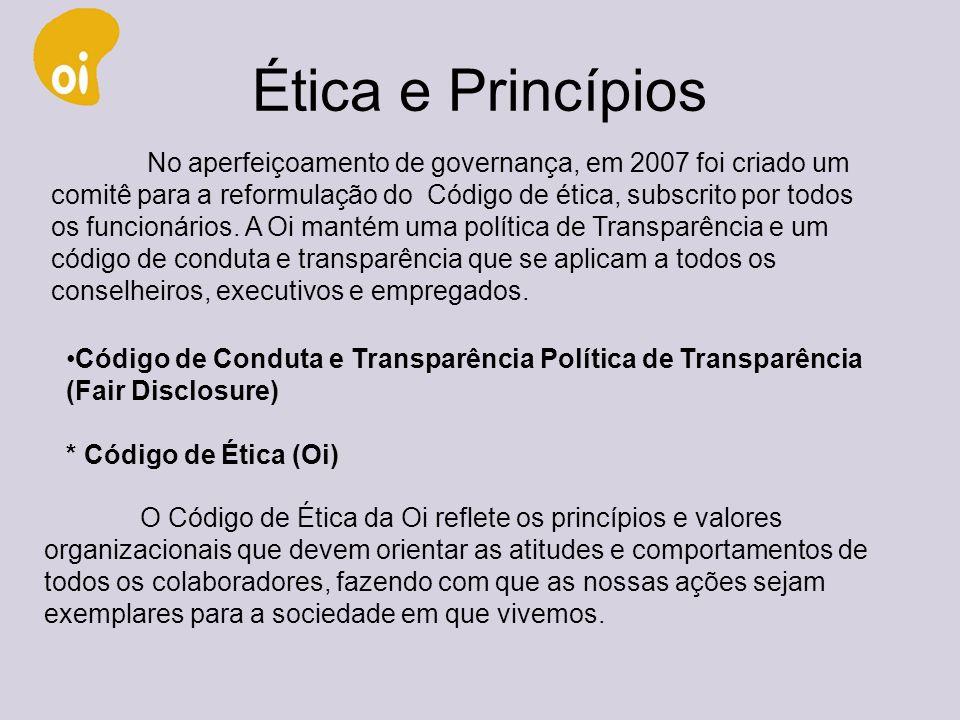 Ética e Princípios