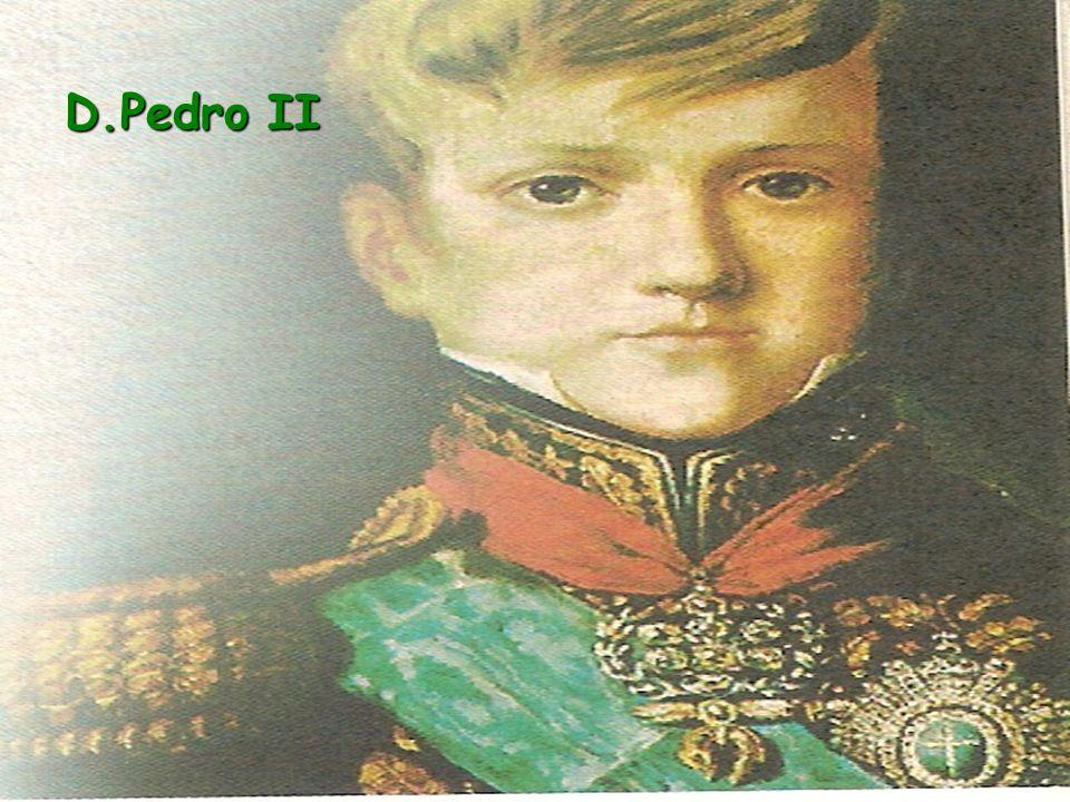 D.Pedro II