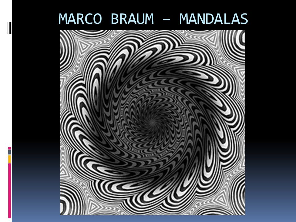 MARCO BRAUM – MANDALAS