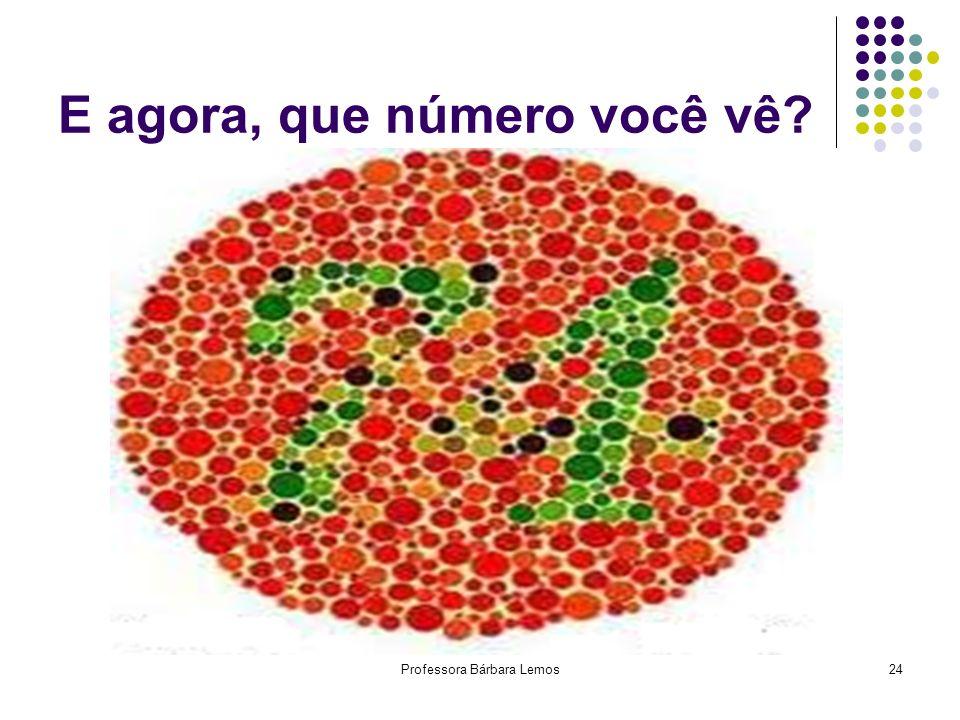 TESTE DE DETECÇÃO DO DALTONISMO: Que número você vê