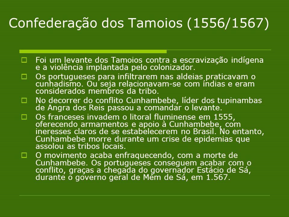 Confederação dos Tamoios (1556/1567)