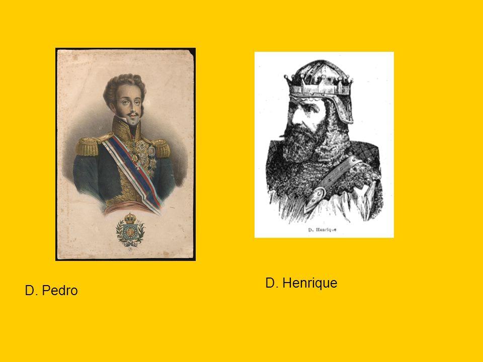 D. Henrique D. Pedro