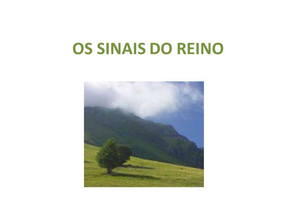 OS SINAIS DO REINO