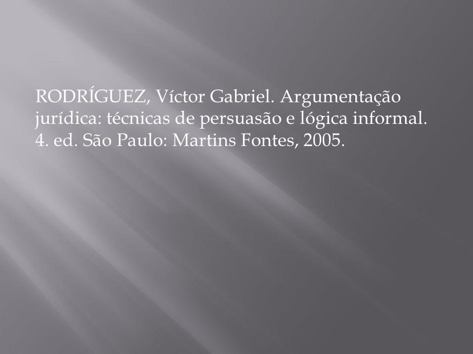RODRÍGUEZ, Víctor Gabriel