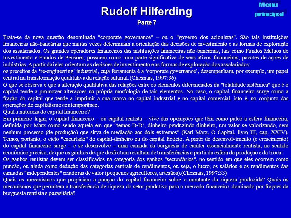 Rudolf Hilferding Parte 7