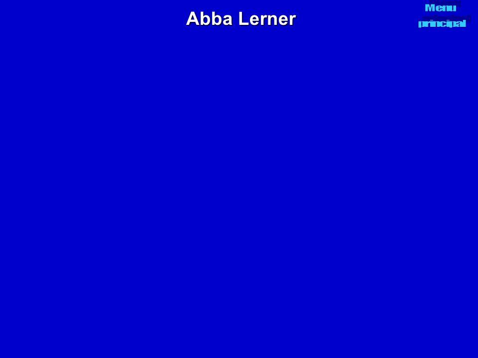 Abba Lerner Menu principal