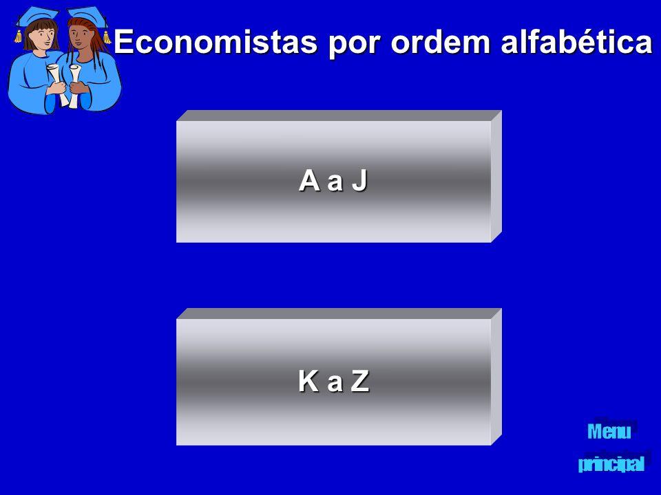 Economistas por ordem alfabética