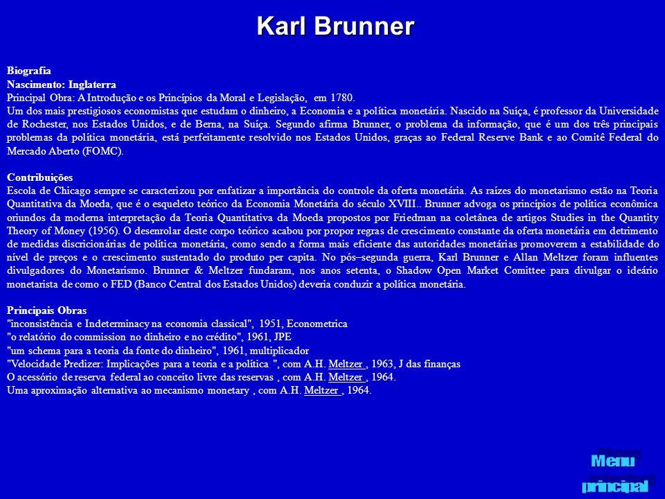 Karl Brunner Biografia Nascimento: Inglaterra