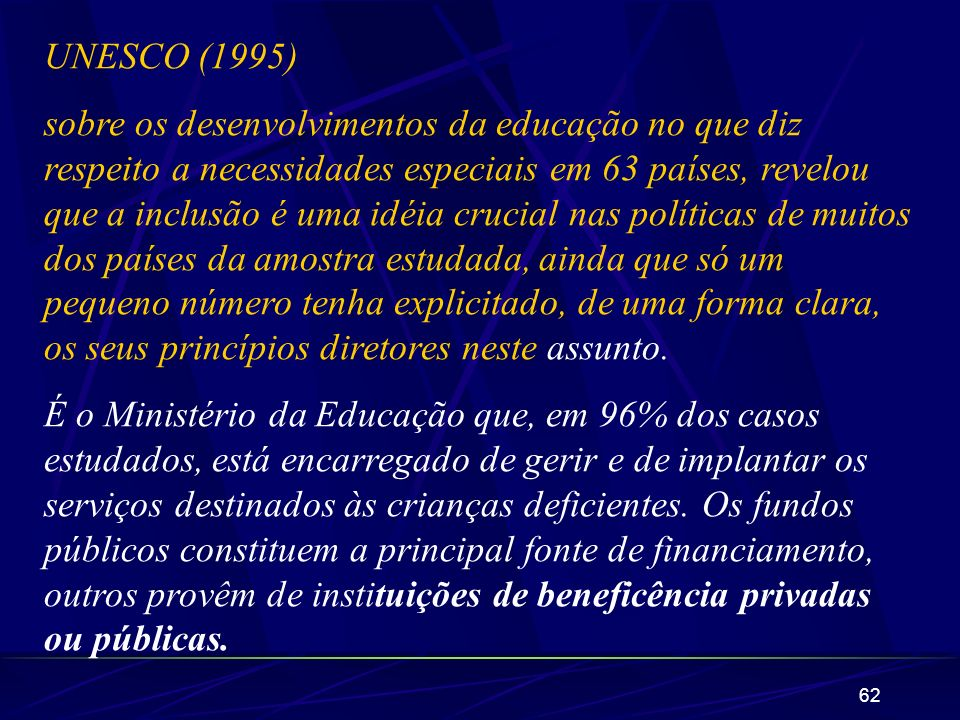 UNESCO (1995)