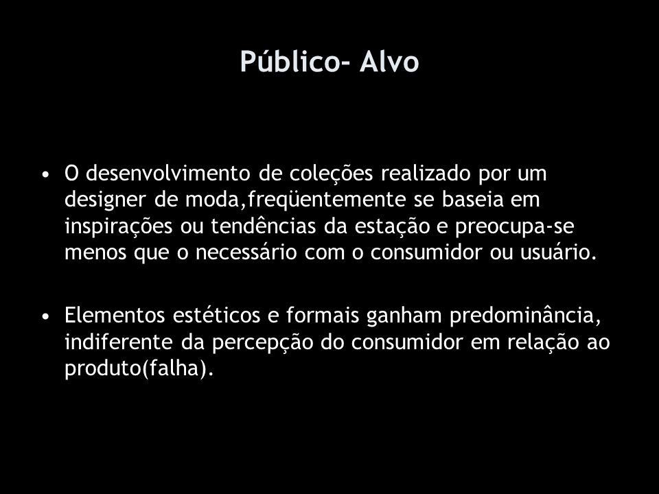Público- Alvo