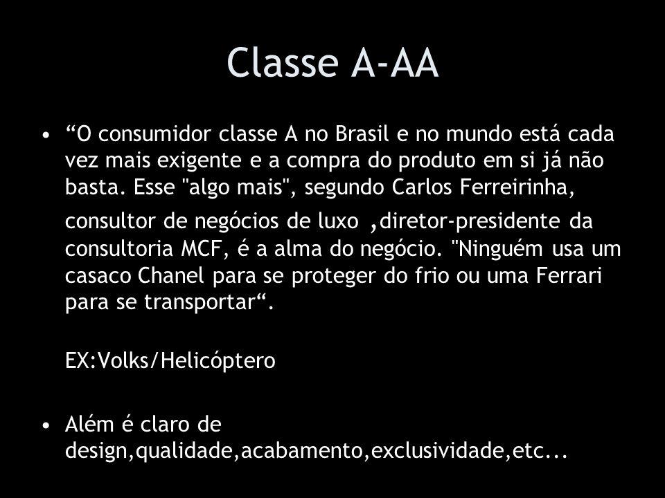 Classe A-AA