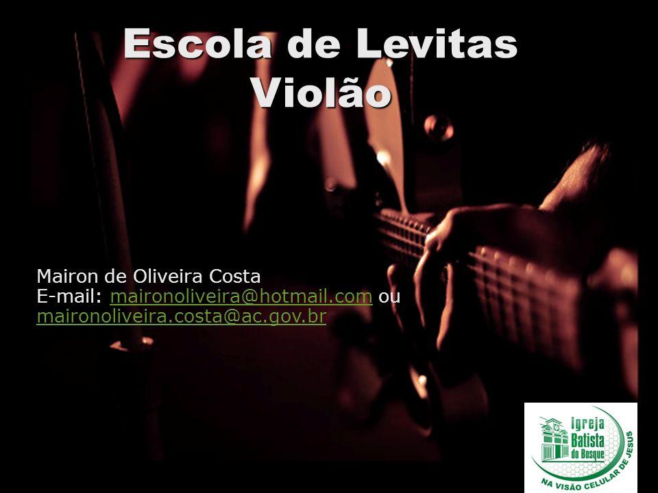 Escola de Levitas Violão