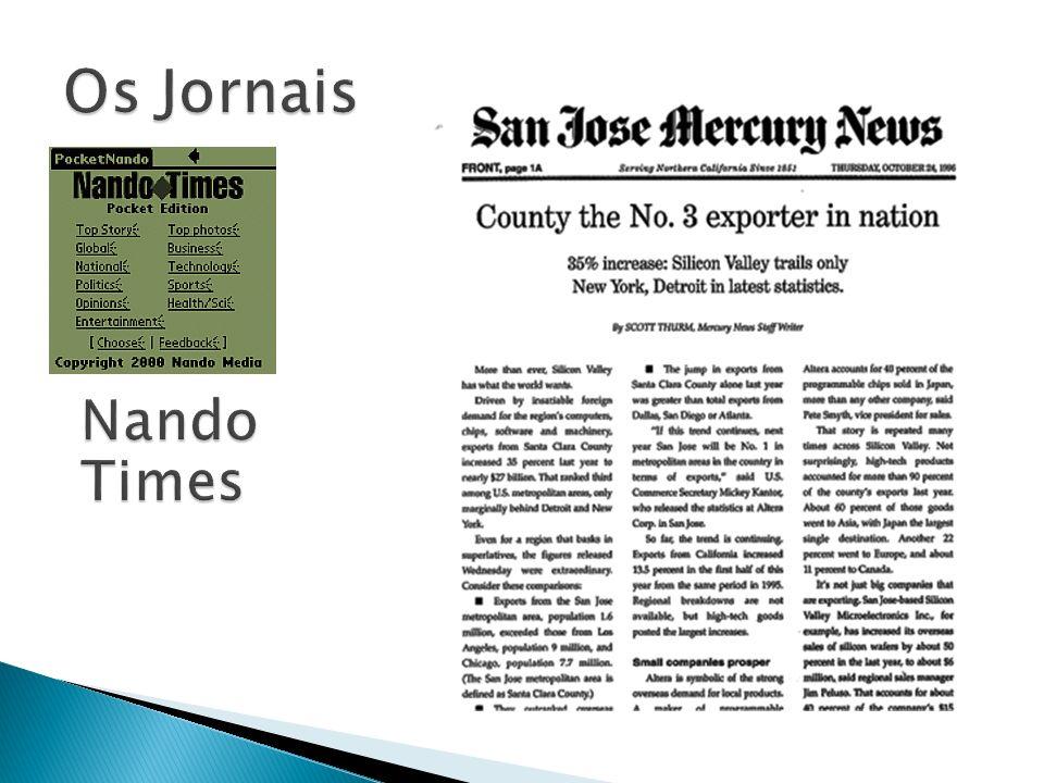 Os Jornais Nando Times