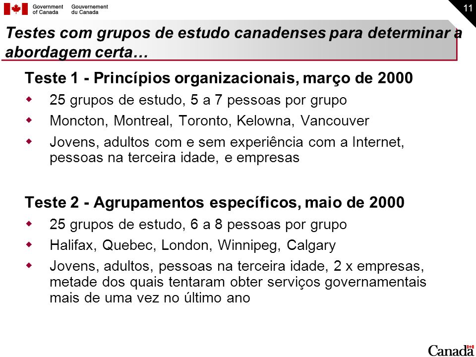Teste 1 - Princípios organizacionais, março de 2000