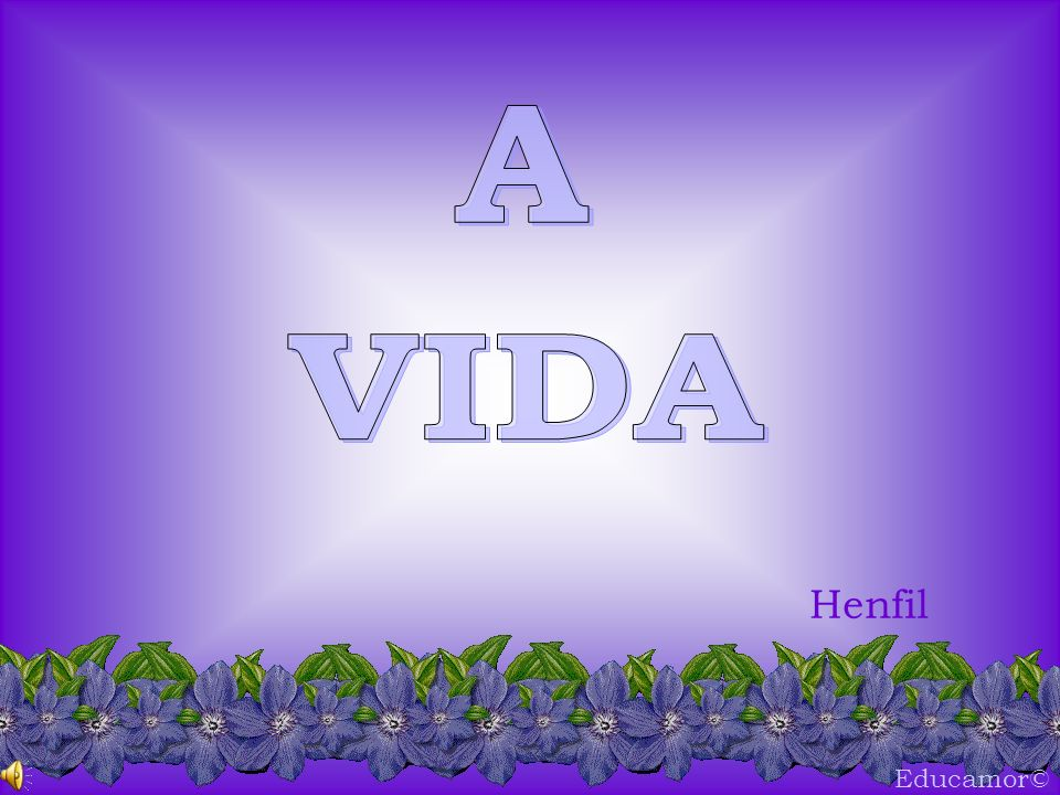 VIDA A Henfil Educamor©