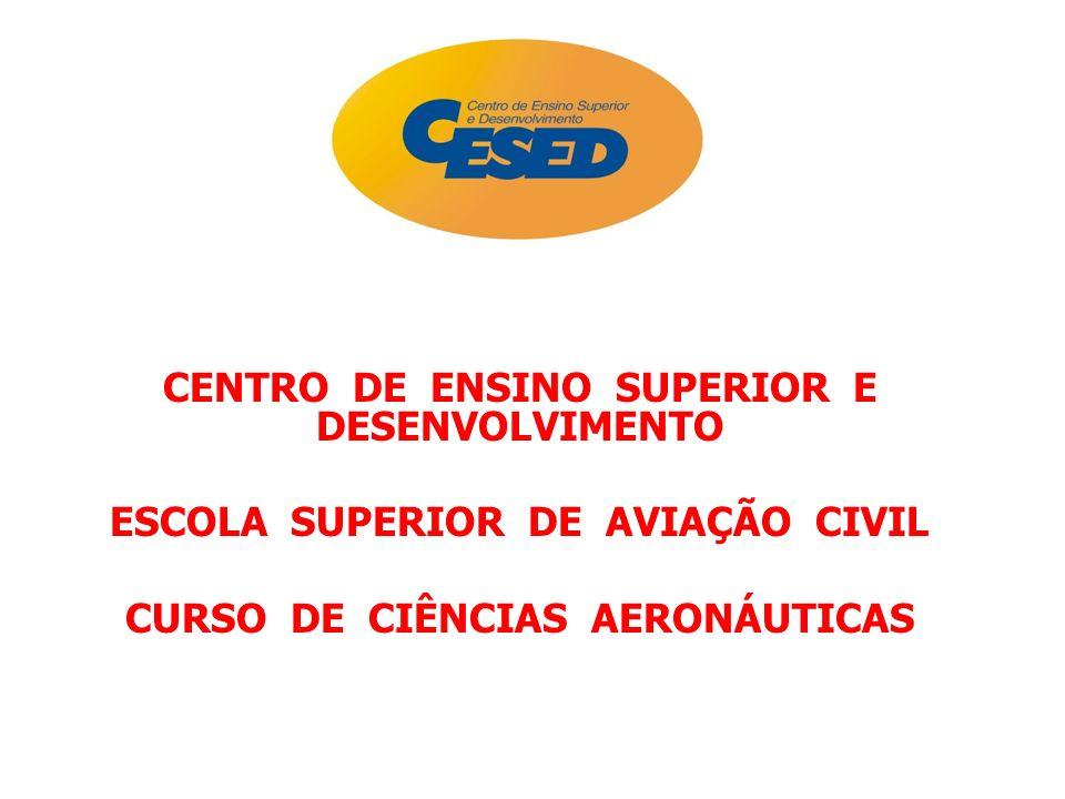 CENTRO DE ENSINO SUPERIOR E DESENVOLVIMENTO