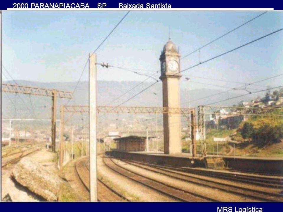 2000 PARANAPIACABA SP Baixada Santista