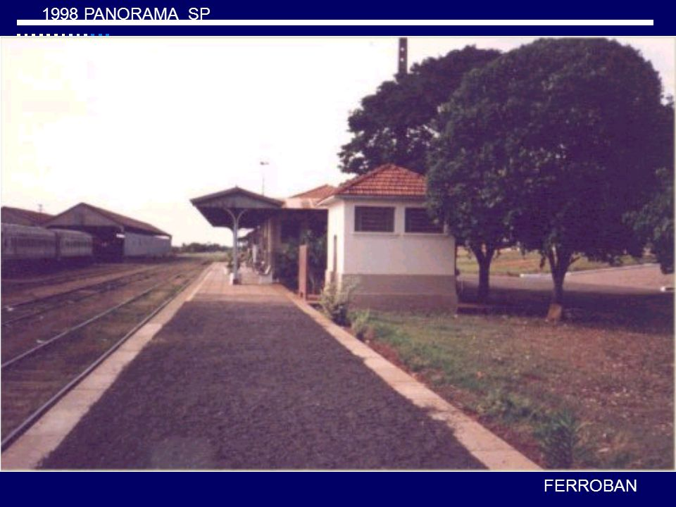 1998 PANORAMA SP FERROBAN