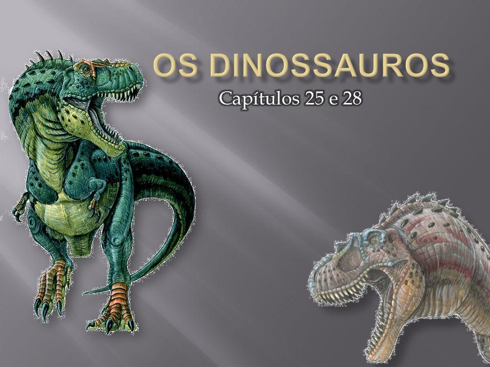 Os Dinossauros Capítulos 25 e 28