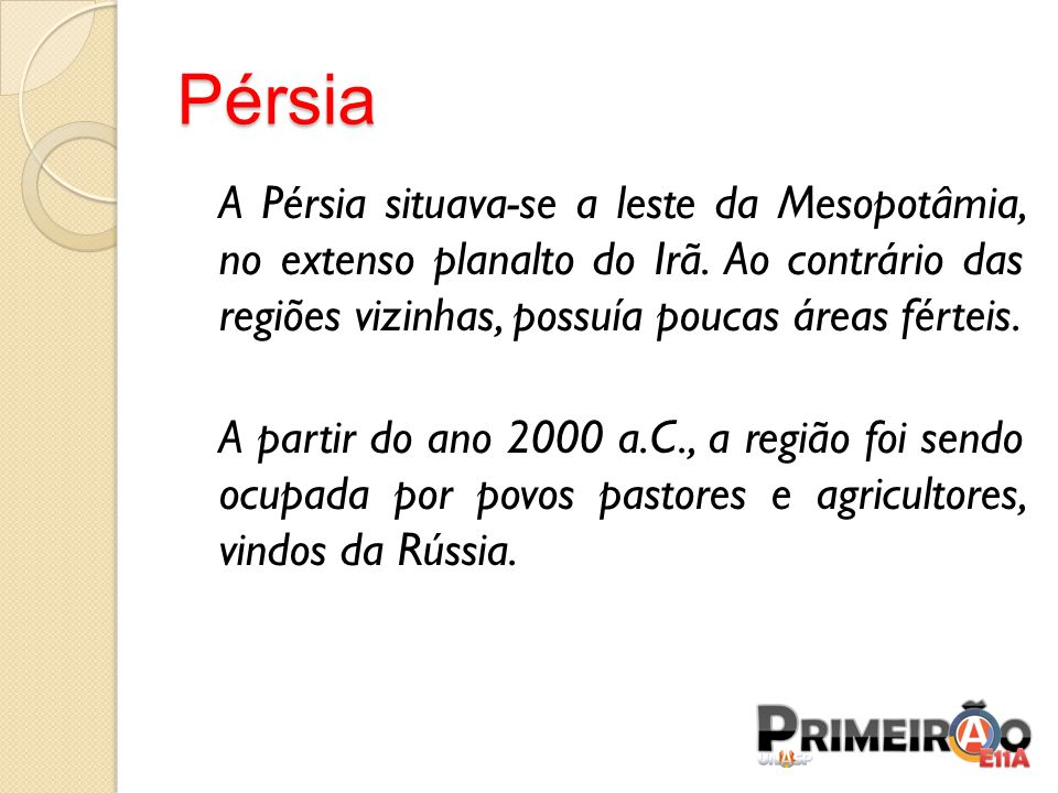 Pérsia