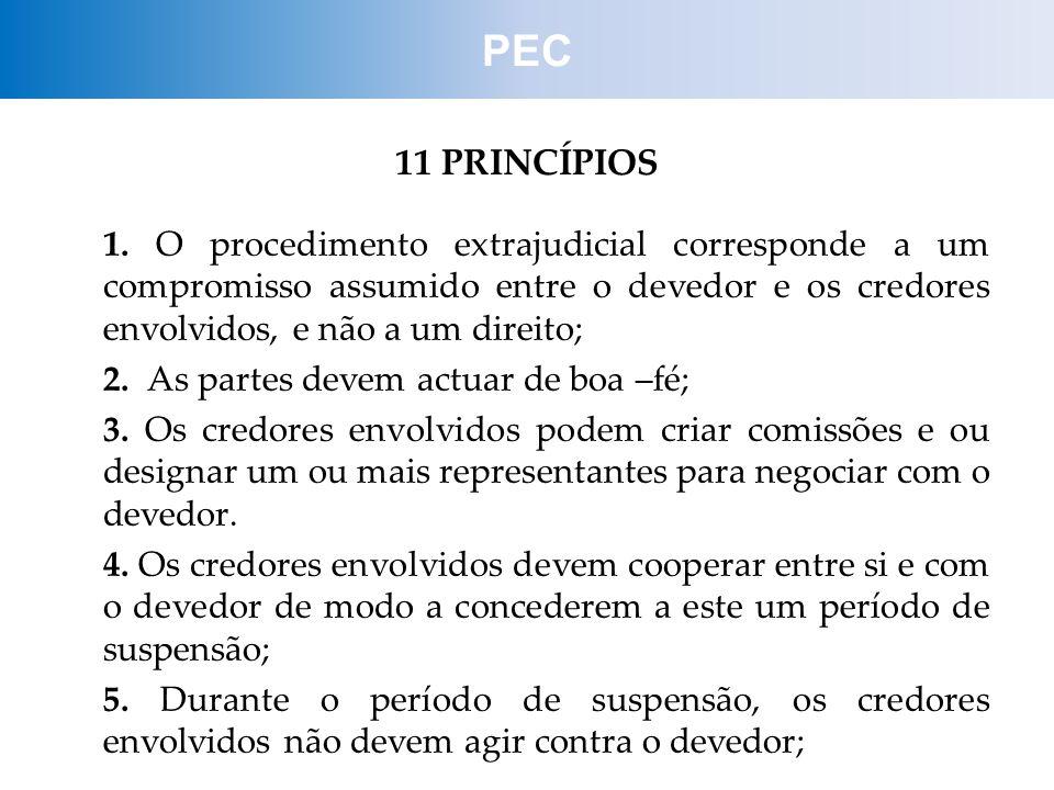 PEC 11 PRINCÍPIOS.