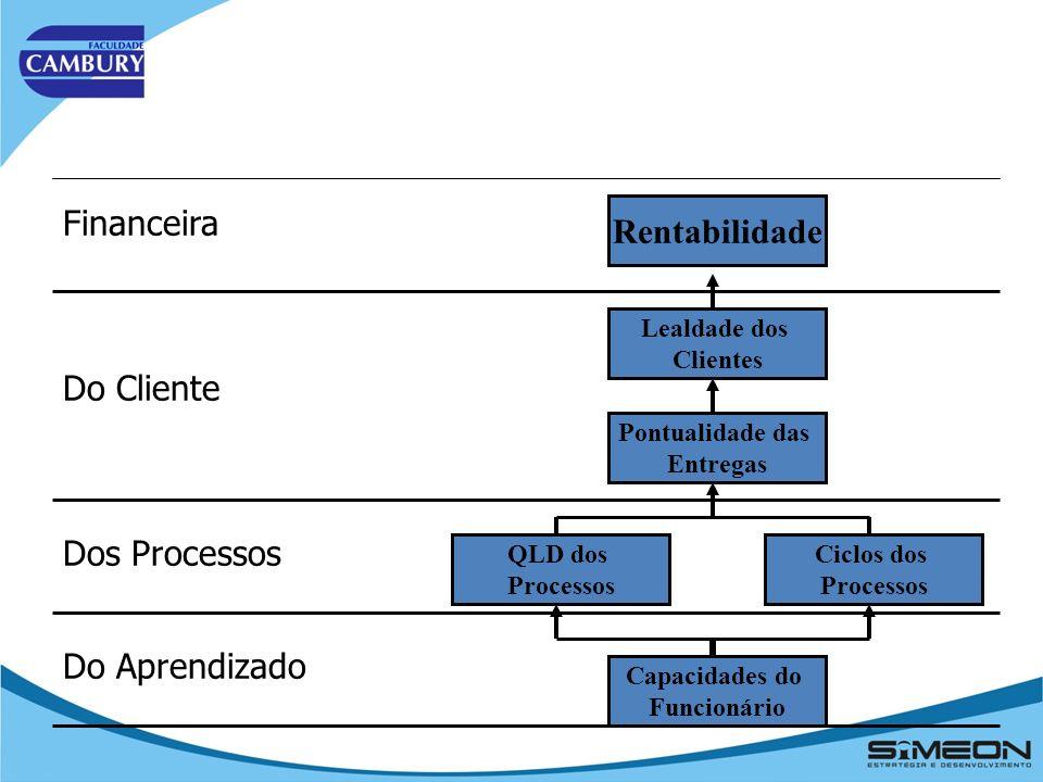 Financeira Rentabilidade Do Cliente Dos Processos Do Aprendizado