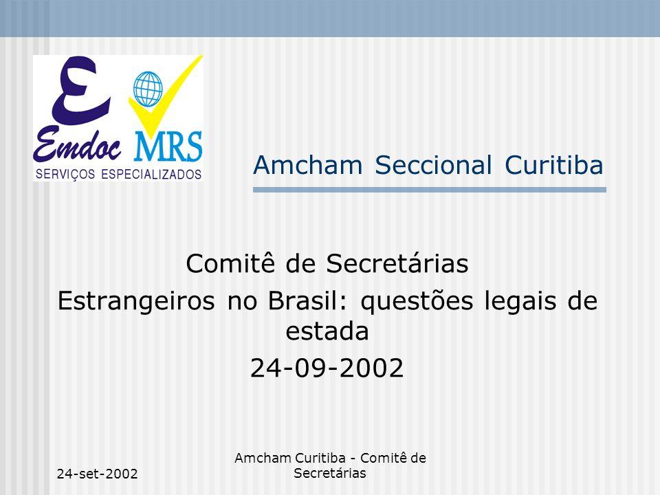 Amcham Seccional Curitiba