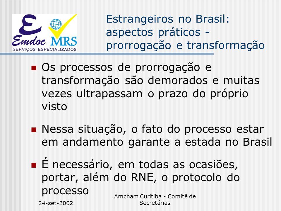 Amcham Curitiba - Comitê de Secretárias