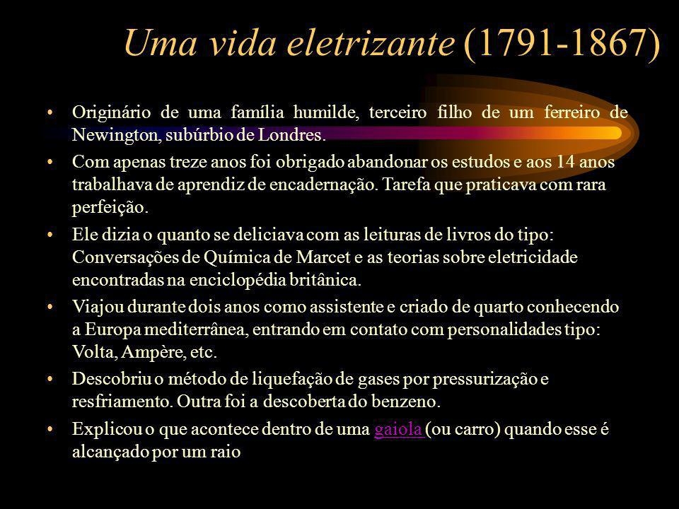 Uma vida eletrizante (1791-1867)
