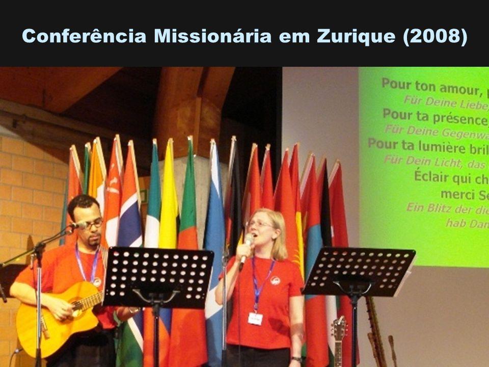 Conferência Missionária em Zurique (2008)