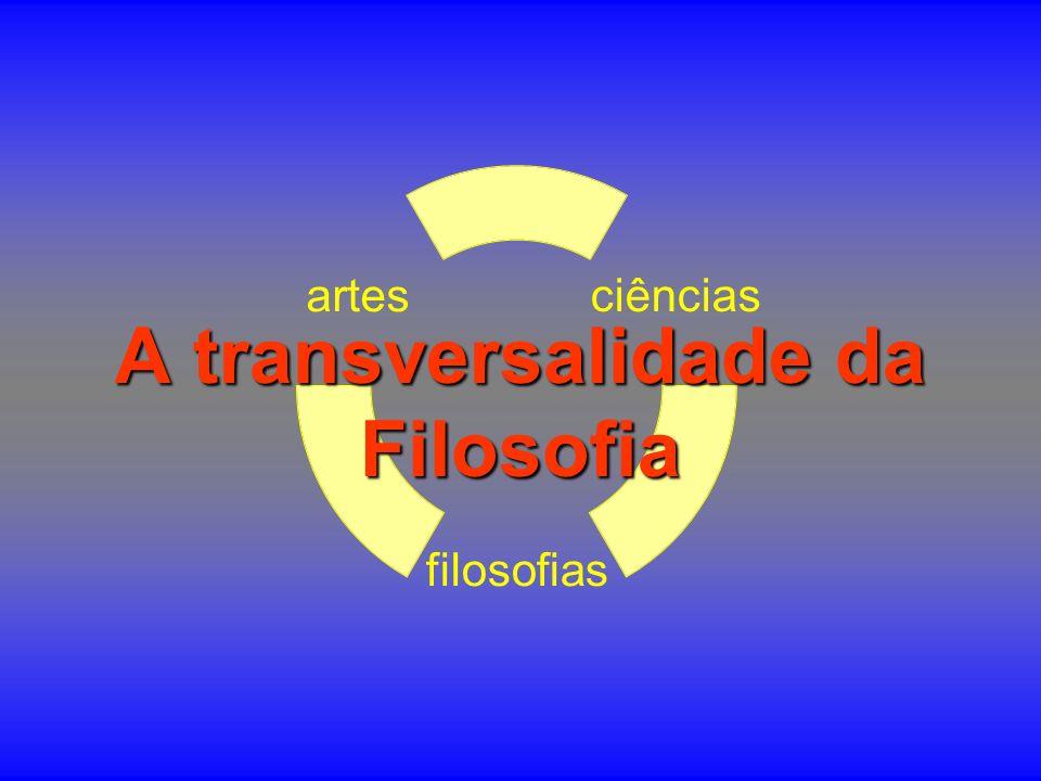 A transversalidade da Filosofia