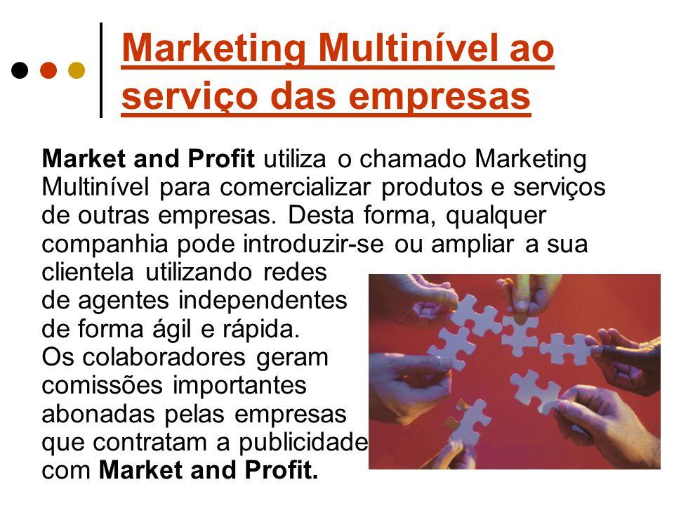 Marketing Multinível ao serviço das empresas