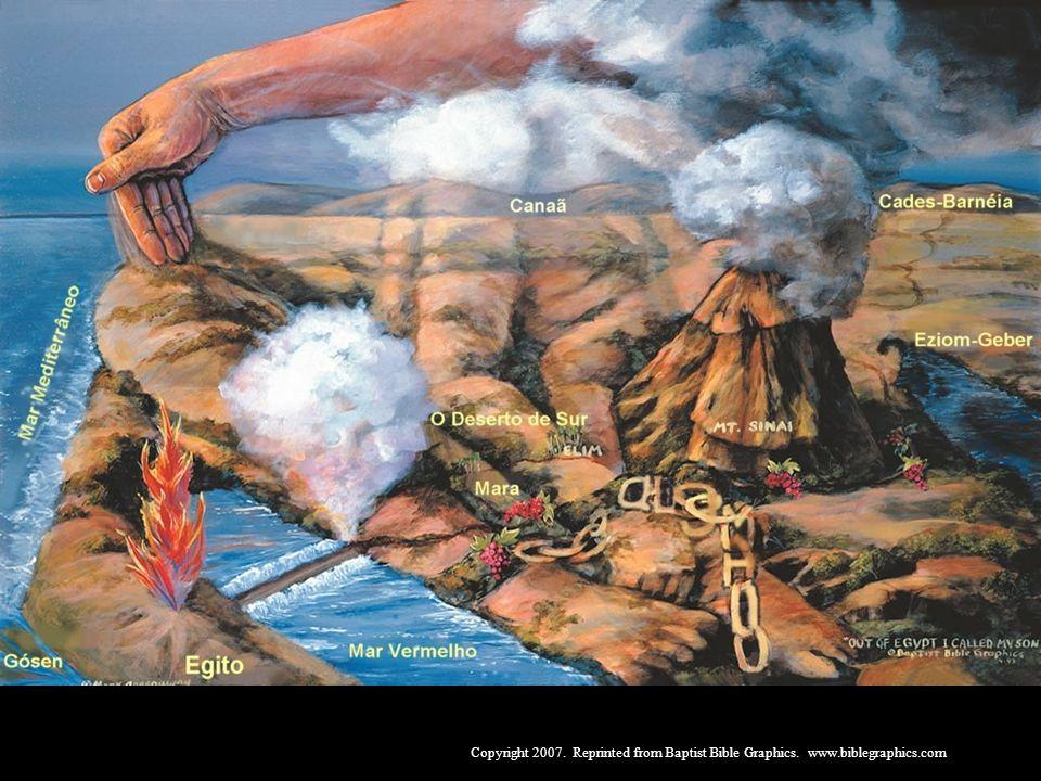 Moisés e os deuses do Egito, Ex 1-11
