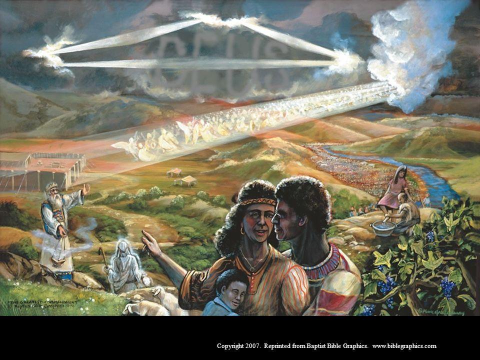 Deus habitando entre o povo de Israel, Ex 40