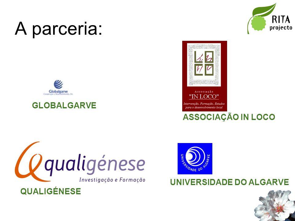 A parceria: NATIONAL PARTNERS GLOBALGARVE ASSOCIAÇÃO IN LOCO