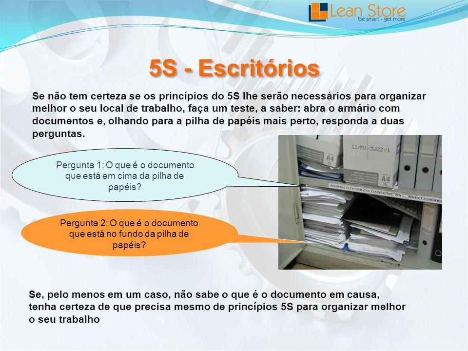 5S - Escritórios