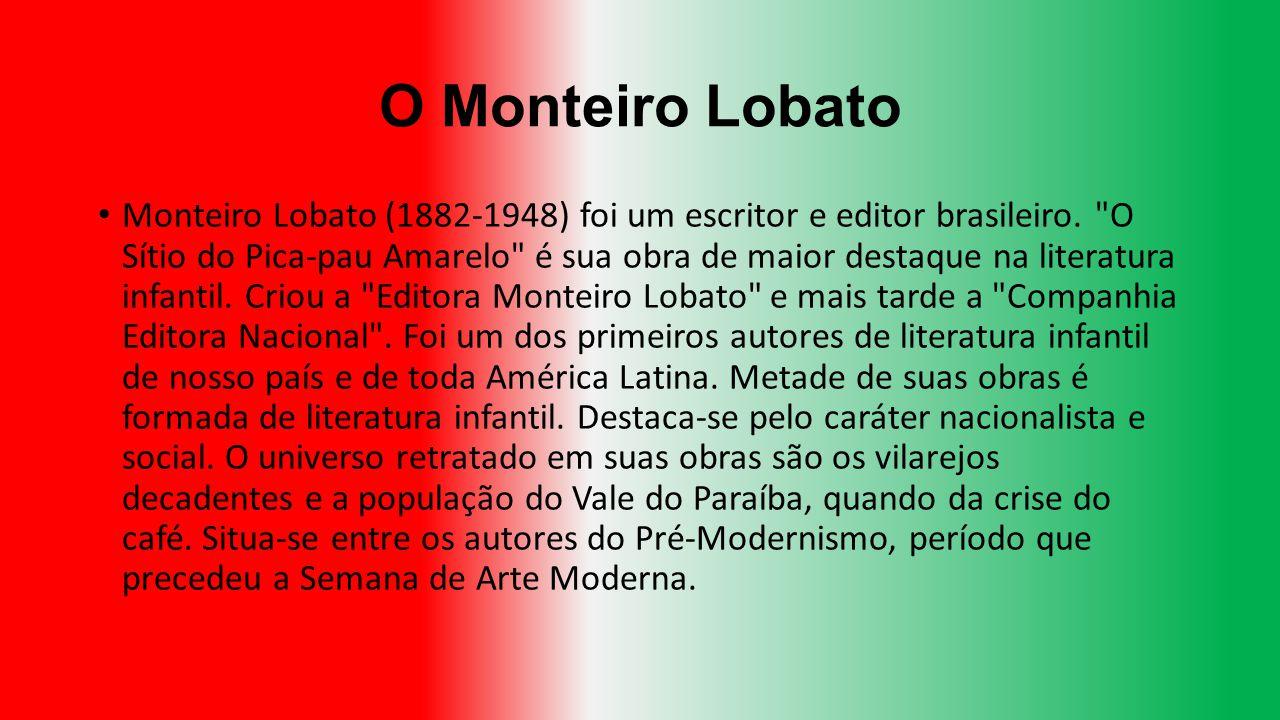 O Monteiro Lobato