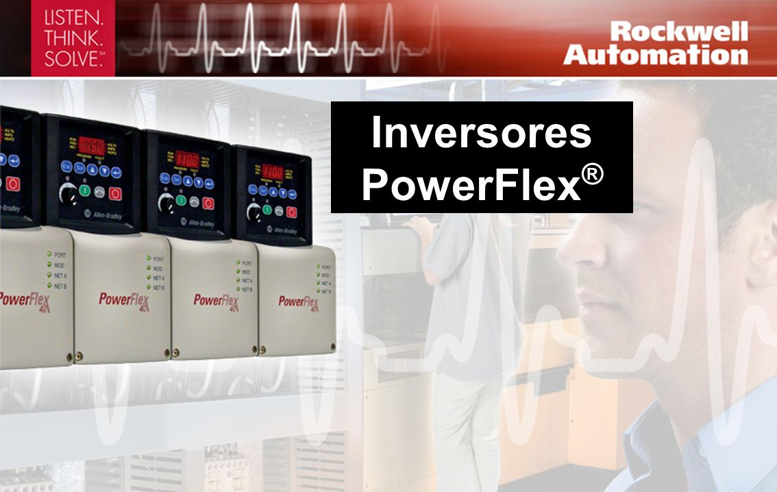 Inversores PowerFlex®