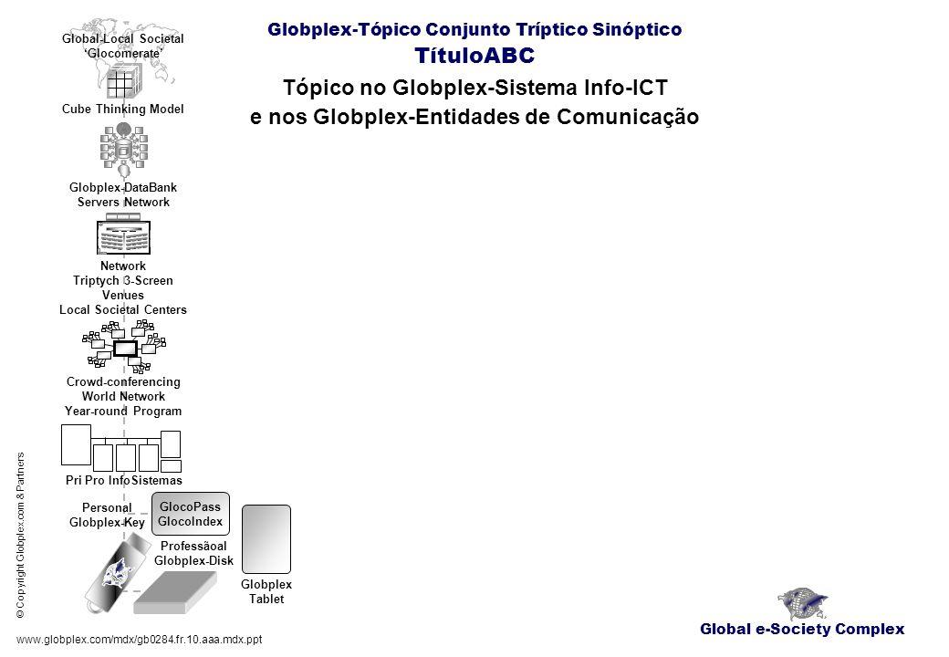 Globplex-Tópico Conjunto Tríptico Sinóptico