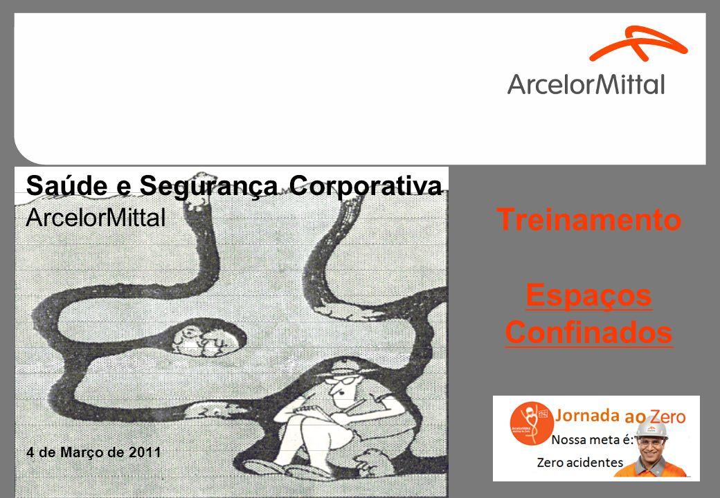 Saúde e Segurança Corporativa ArcelorMittal