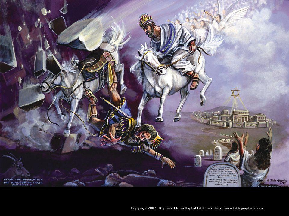 De guerra na terra, à paz na terra, 24:1-25:46