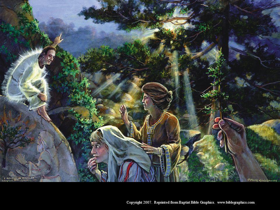 De morte, à vida ressurreta, 28:1-20. Jesus ficou morto por três dias