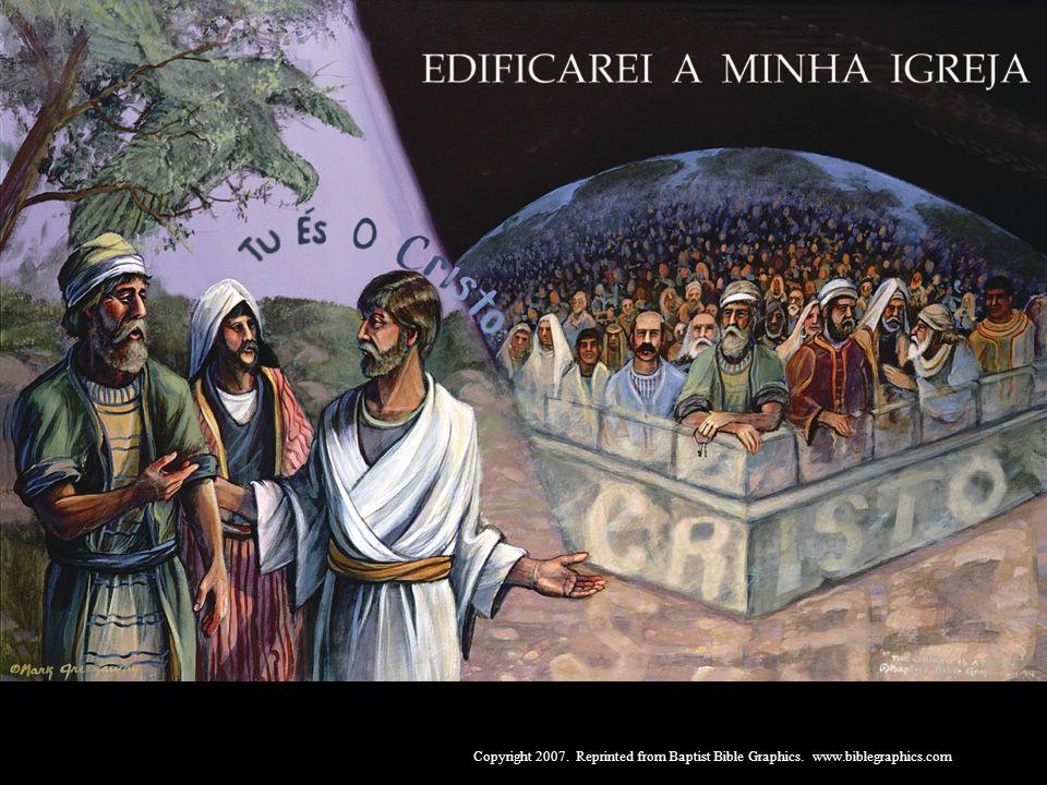De chamado como povo terreno, a convocado como povo celestial, 14:1-16:20. Ao adiar o reino a Israel, Jesus edificará Sua igreja, dentre as nações, sobre Cristo, a Pedra Angular.